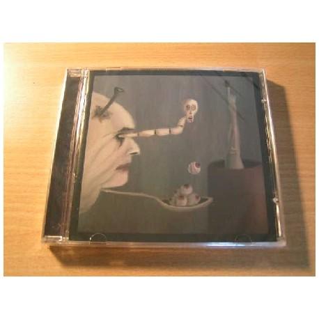 """TODESSTOSS """"Würmer zu Weinen"""" CD"""
