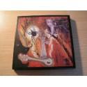 """TODESSTOSS """"Würmer zu Weinen"""" Digipack CD"""