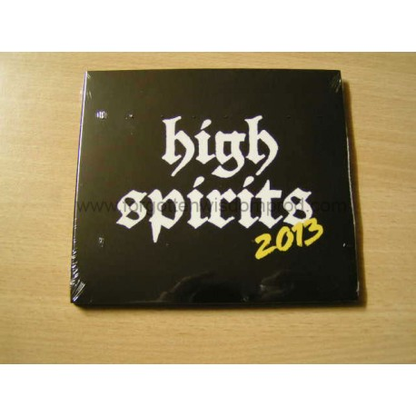 "HIGH SPIRITS ""2013"" Digipack MCD"