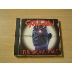 "GORGON ""The Jackal Pact"" CD"