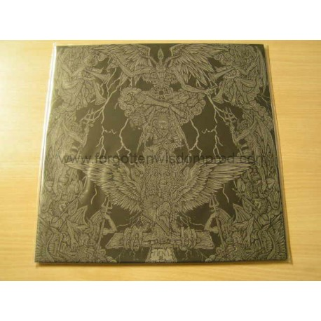 "NECHBEYTH ""Blood.Axis.Domination"" 12""LP"