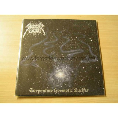 "NUCLEARHAMMER ""Serpentine Hermetic Lucifer"" 12"" 2LP"