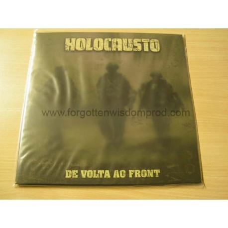 """HOLOCAUSTO """"De Volta Ao Front"""" 12""""LP"""