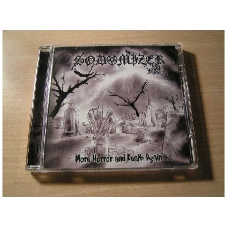 "SODOMIZER ""More Horror and Death Again..."" CD"