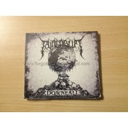 "RUNENBLUT ""Downfall"" Digipack CD"