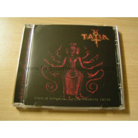 "TATIR ""Cave of Ephyras..."" CD"