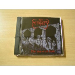 "MORTIFY ""The Way of all Flesh"" CD"