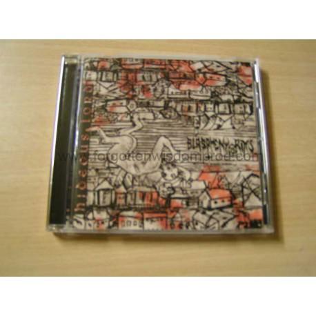 "BLASPHEMY RITES ""Hideous Lord"" CD"