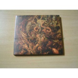 "STAV ""Meditate to Kill"" Digipack CD"