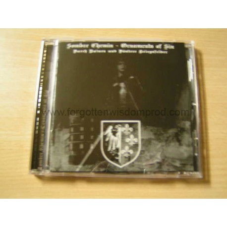 SOMBRE CHEMIN/ORNAMENTS OF SIN split CD