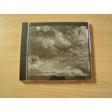 NEKROKRIST SS/FAAGRIM split CD