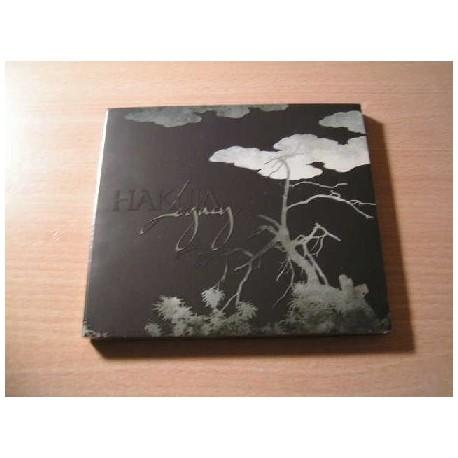 """HAKUJA """"Legacy"""" Digipack CD"""