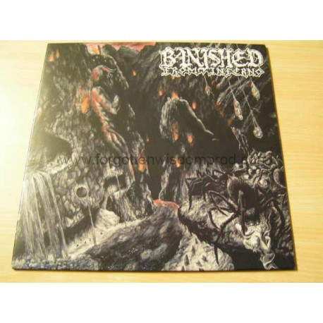 "BANISHED FROM INFERNO ""Minotaur"" 12""LP"