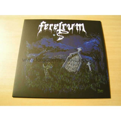 "FERETRUM ""From Far Beyond"" 12""LP"