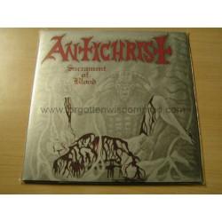 "ANTICHRIST ""Sacrament of Blood"" 12""LP"