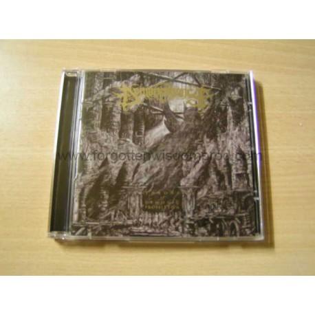 "DEMONOMANCY ""Throne of demonic Proselytism"" CD"