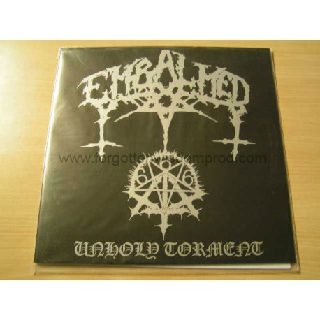 "EMBALMED ""Unholy Torment"" 12""MLP"