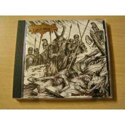 "MORBOSIDAD ""Muerte de Cristo en Golgota"" CD"