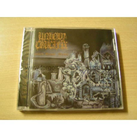 "UNHOLY CRUCIFIX ""Black Mass Metal"" CD"
