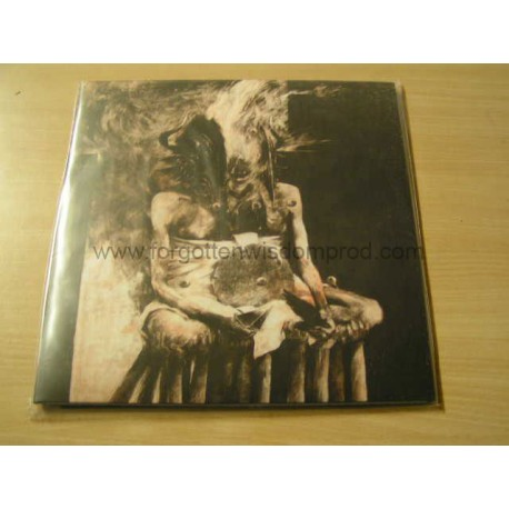 "WRATHPRAYER ""The Sun of Moloch"" 12""LP"