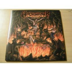 "WITCHBURNER ""Demons"" 12""LP"