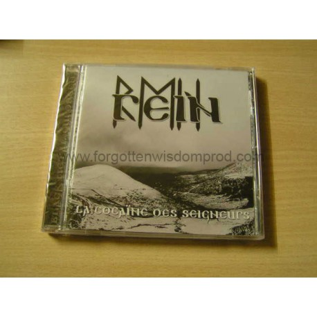 """REIN """"La Cocaine des Seigneurs"""" CD"""