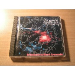 "NAMTAR ""Evilutions in Black Crexendo"" Cdr"