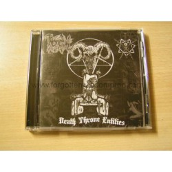 "THRONEUM ""Death Throne Entities"" CD"