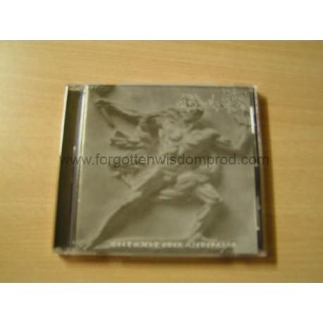 "TOTENBURG ""Weltmacht oder Niedergang"" CD"