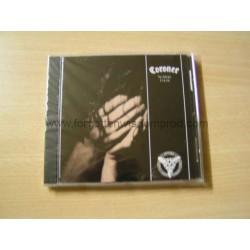"CORONER ""No More Color"" CD"