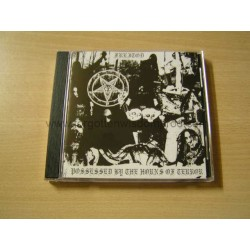 "FREITOD ""Possessed by the Horns of Terror"" CD"