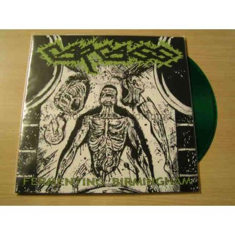 "CARCASS ""Fermenting Birmingham 1988"" 12""LP"