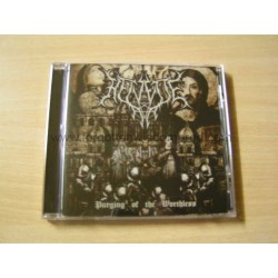 "HELVETTE ""Purging of the Worthless"" CD"