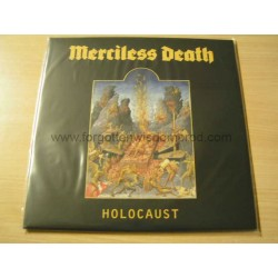 "MERCILESS DEATH ""Holocaust"" 12""LP"