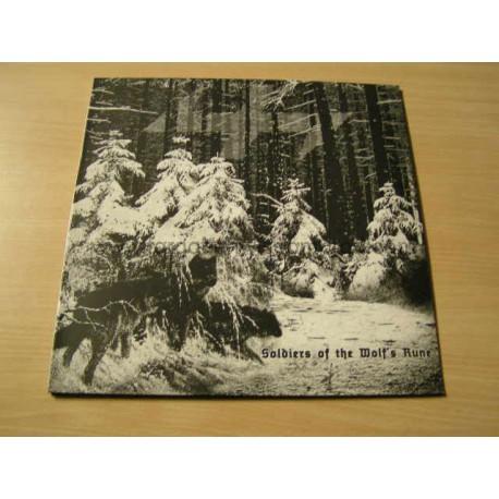"SOLDIERS OF THE WOLF'S RUNE 5-way split 12""LP"