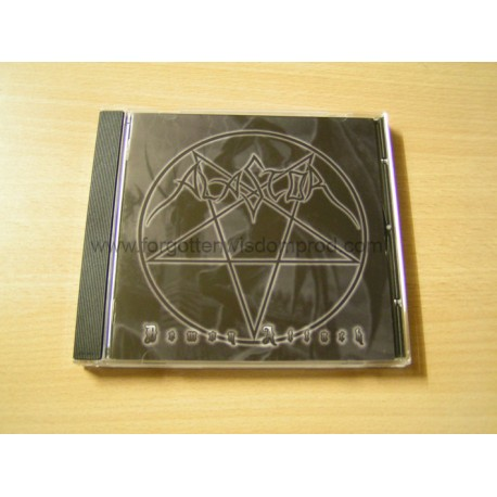 "ALASTOR ""Demon Attack"" CD"