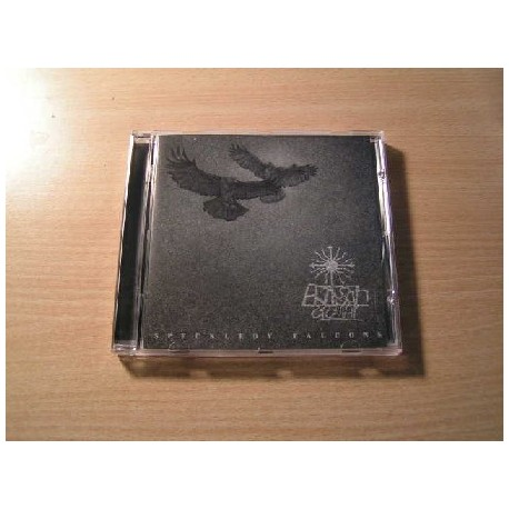 "ALTAR SHADOWS ""Speckledy Falcons"" CD"