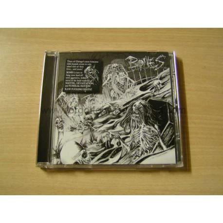 "BONES ""Bones"" CD"