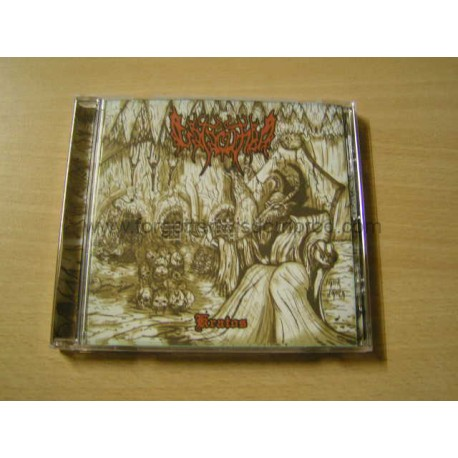 "CATACUMBA ""Kratos"" CD"