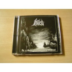 "FOREST ""As a Song In The Harvest Of Grief"" CD"