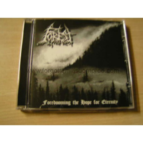 "FOREST ""Foredooming The Hope For Eternity"" CD"