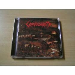 "GRAVEWURM ""Black Fire"" CD"