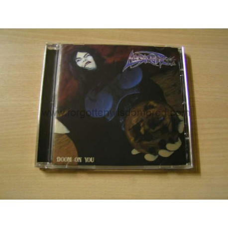 "HARBINGER ""Doom on You"" CD"