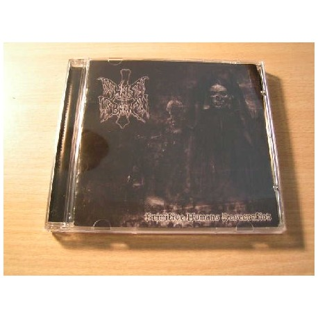 "HATS BARN ""Primitive Humans Desecration"" CD"