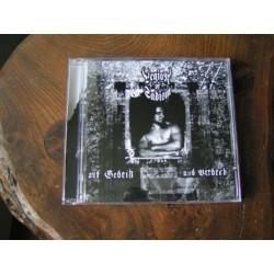 """LEGION OF SADISM """"Auf Gedeih und Verderb"""" CD"""