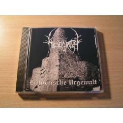 """MENEGROTH """"Helvetische Urgewalt"""" CD"""