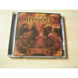 "NEFTARAKA ""Morts"" CD"