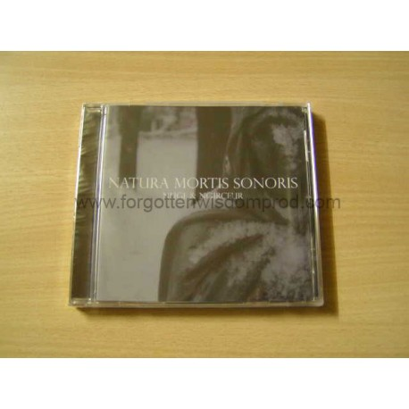 "NEIGE ET NOIRCEUR ""Natura Mortis Sonoris"" CD"
