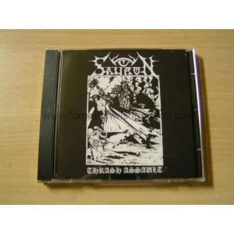 """SAURON """"Thrash Assault"""" CD"""