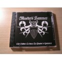 THE GOLDEN TRIBUTE TO MASTER'S HAMMER CD